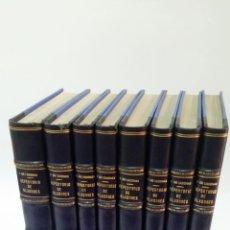 Libros de segunda mano: 1965 - CADENAS Y VICENT - REPERTORIO DE BLASONES DE LA COMUNIDAD HISPÁNICA. 17 TOMOS, COMPLETO. Lote 216506936