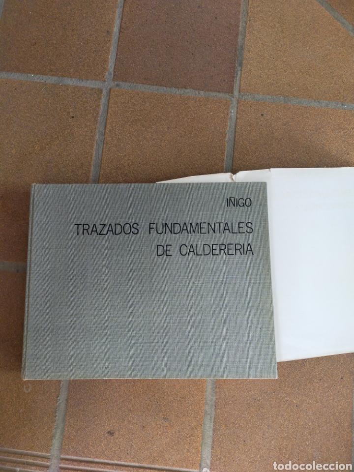 Libros de segunda mano: Trazados fundamentales caldereria - Foto 3 - 216660495