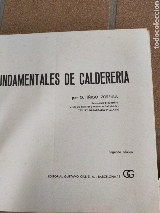 Libros de segunda mano: Trazados fundamentales caldereria - Foto 4 - 216660495