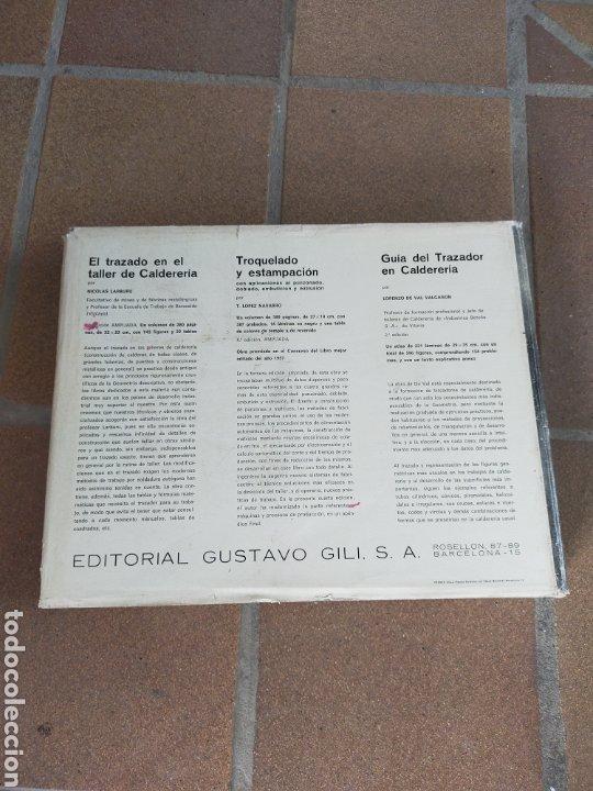 Libros de segunda mano: Trazados fundamentales caldereria - Foto 2 - 216660495