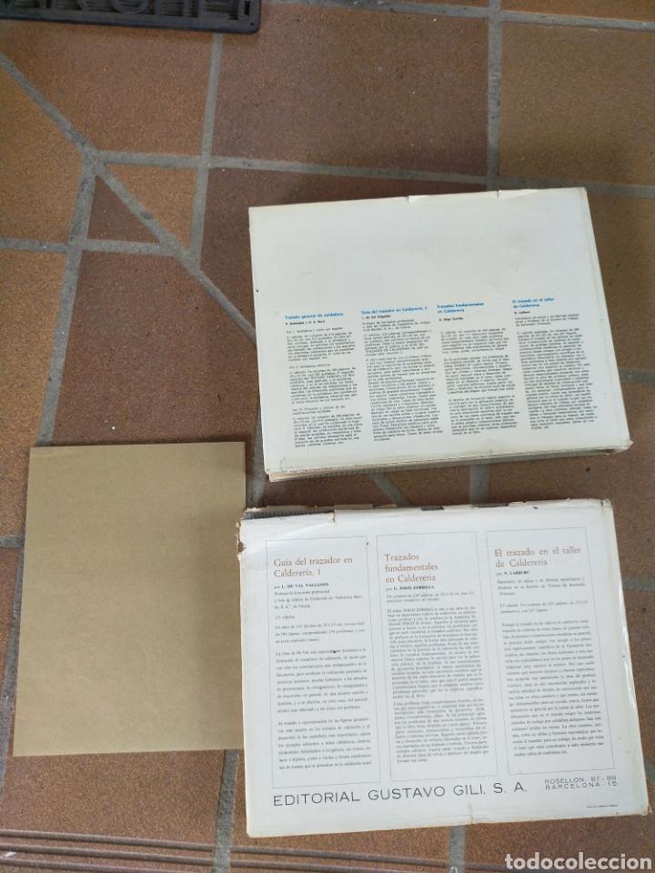 Libros de segunda mano: Guía del trazador en caldereria - Foto 2 - 216661626