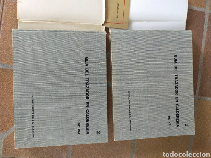 Libros de segunda mano: Guía del trazador en caldereria - Foto 3 - 216661626
