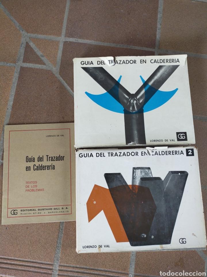 GUÍA DEL TRAZADOR EN CALDERERIA (Libros de Segunda Mano - Ciencias, Manuales y Oficios - Otros)