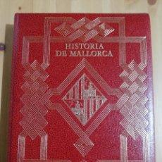 Libros de segunda mano: HISTORIA DE MALLORCA. TOMO VI (COORDINADA POR J. MASCARÓ PASARIUS). Lote 216730831