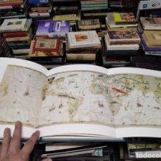 Libros de segunda mano: MARINOS CARTÓGRAFOS ESPAÑOLES . PROSEGUR. 1ª EDICIÓN 2002 . CARTOGRAFÍA , NAÚTICA, SEXTANTES. Lote 241077150