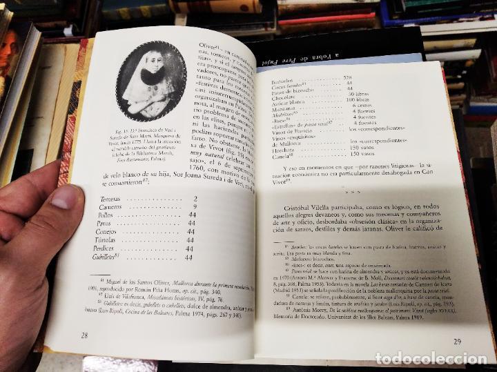 Libros de segunda mano: TRAJES DE LA ISLA DE MALLORCA. CRISTÓBAL VILELLA. JOSÉ J. DE OLAÑETA,EDITOR. 2000. UNA JOYA!!!!! - Foto 7 - 216786638