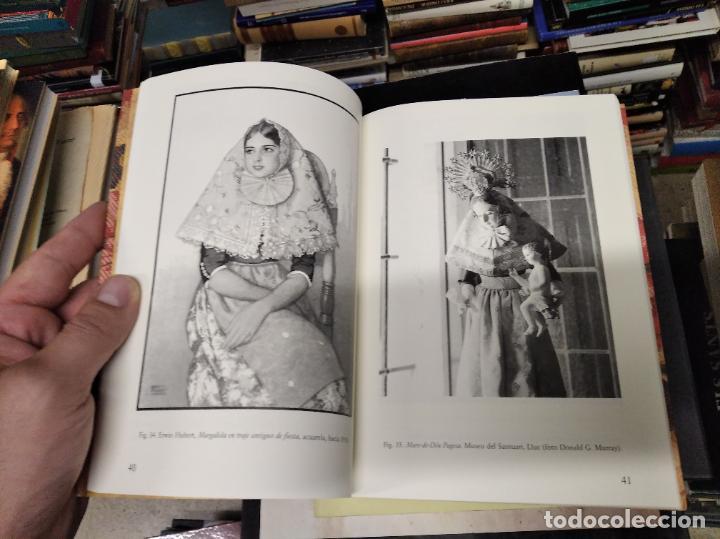 Libros de segunda mano: TRAJES DE LA ISLA DE MALLORCA. CRISTÓBAL VILELLA. JOSÉ J. DE OLAÑETA,EDITOR. 2000. UNA JOYA!!!!! - Foto 9 - 216786638