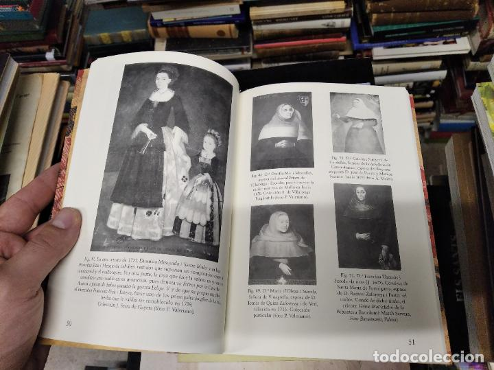 Libros de segunda mano: TRAJES DE LA ISLA DE MALLORCA. CRISTÓBAL VILELLA. JOSÉ J. DE OLAÑETA,EDITOR. 2000. UNA JOYA!!!!! - Foto 10 - 216786638