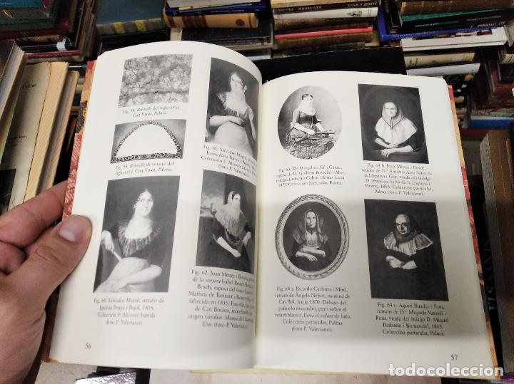 Libros de segunda mano: TRAJES DE LA ISLA DE MALLORCA. CRISTÓBAL VILELLA. JOSÉ J. DE OLAÑETA,EDITOR. 2000. UNA JOYA!!!!! - Foto 11 - 216786638