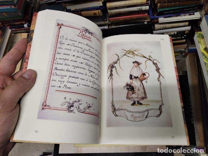 Libros de segunda mano: TRAJES DE LA ISLA DE MALLORCA. CRISTÓBAL VILELLA. JOSÉ J. DE OLAÑETA,EDITOR. 2000. UNA JOYA!!!!! - Foto 13 - 216786638