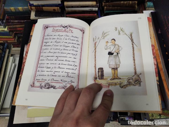 Libros de segunda mano: TRAJES DE LA ISLA DE MALLORCA. CRISTÓBAL VILELLA. JOSÉ J. DE OLAÑETA,EDITOR. 2000. UNA JOYA!!!!! - Foto 15 - 216786638