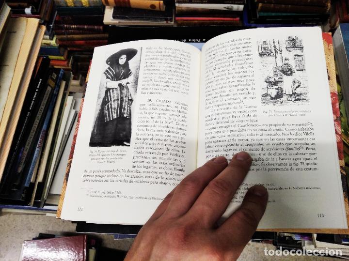 Libros de segunda mano: TRAJES DE LA ISLA DE MALLORCA. CRISTÓBAL VILELLA. JOSÉ J. DE OLAÑETA,EDITOR. 2000. UNA JOYA!!!!! - Foto 16 - 216786638