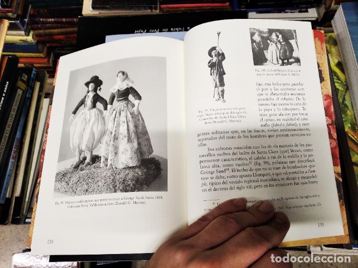 Libros de segunda mano: TRAJES DE LA ISLA DE MALLORCA. CRISTÓBAL VILELLA. JOSÉ J. DE OLAÑETA,EDITOR. 2000. UNA JOYA!!!!! - Foto 17 - 216786638