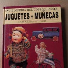 Libros de segunda mano: ENCICLOPEDIA DEL COLECCIONISTA DE JUGUETES Y MUÑECAS AGATA. Lote 216796987