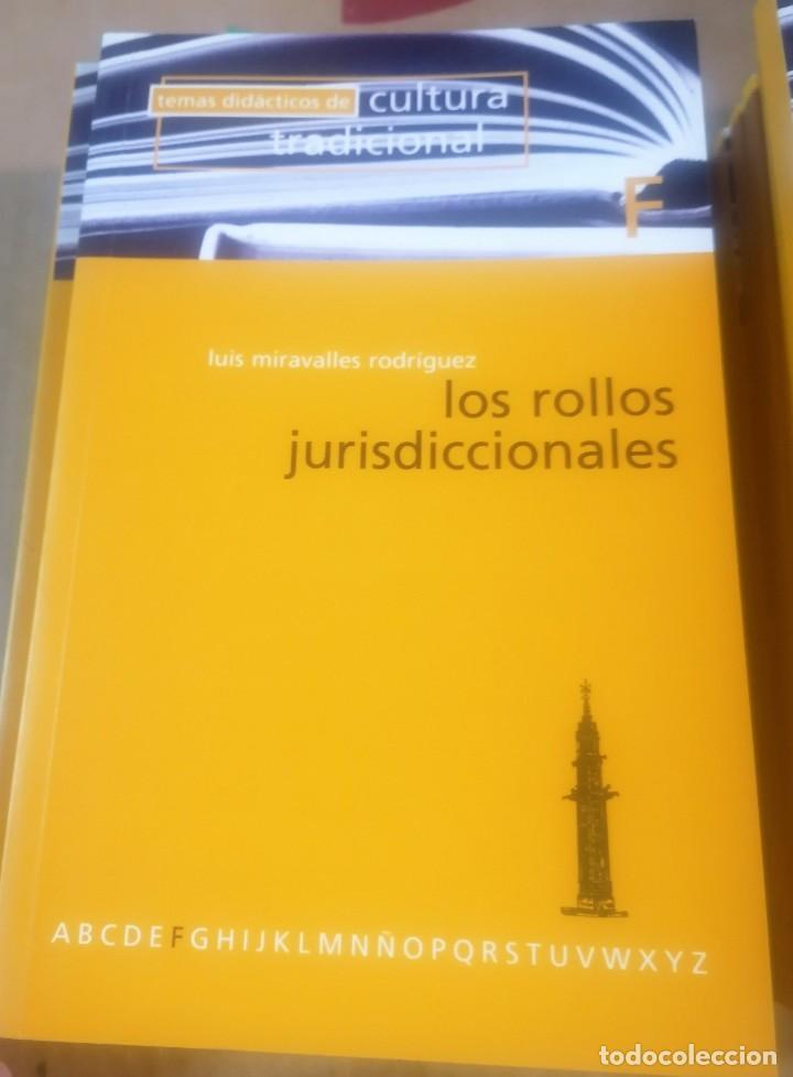 Libros de segunda mano: Temas didácticos de cultura tradicional, Valladolid 1977- lote 12 primeros libros - Foto 5 - 216846966