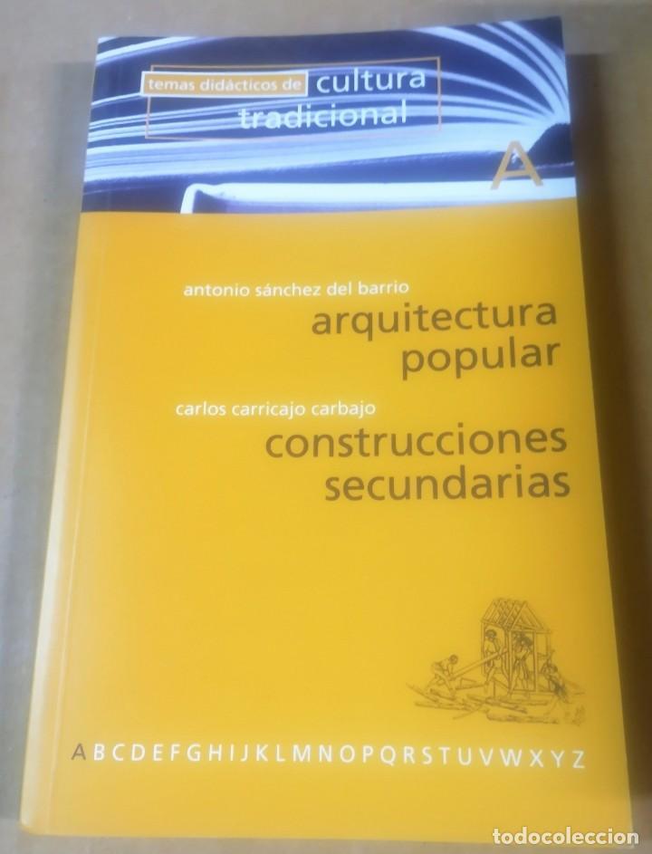Libros de segunda mano: Temas didácticos de cultura tradicional, Valladolid 1977- lote 12 primeros libros - Foto 10 - 216846966