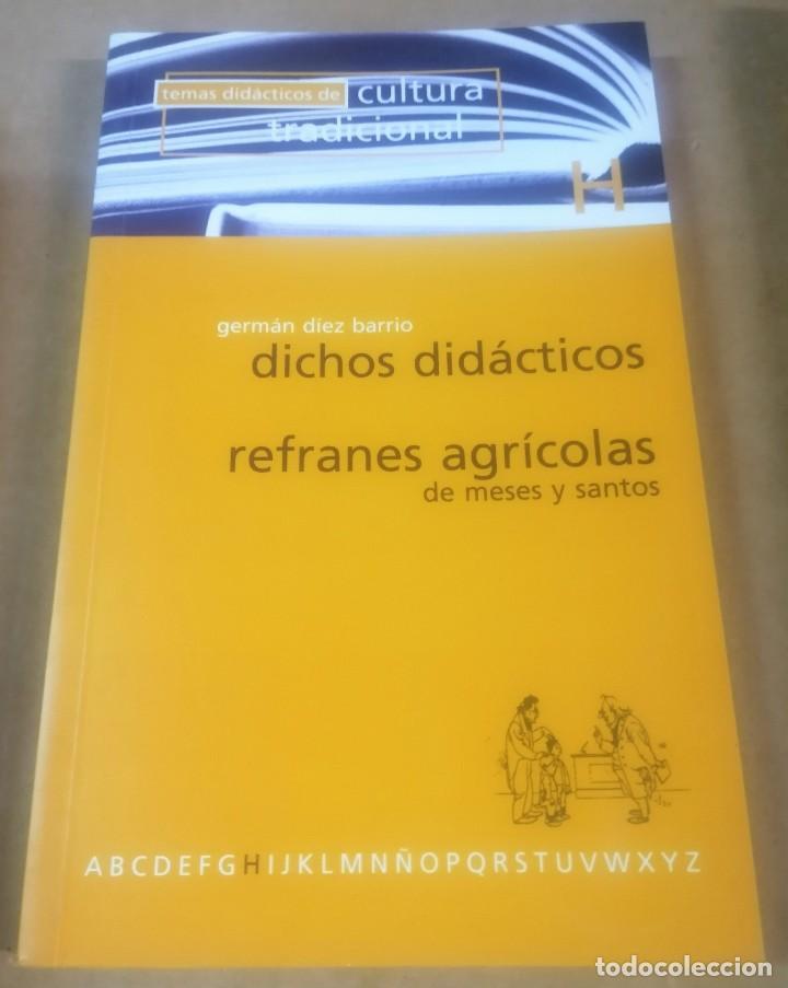 Libros de segunda mano: Temas didácticos de cultura tradicional, Valladolid 1977- lote 12 primeros libros - Foto 12 - 216846966
