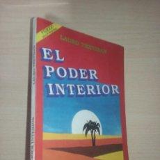 Libros de segunda mano: EL PODER INTERIOR - LAURO TREVISAN (1ºEDICIÓN PARA R.ARGENTINA). Lote 216886152