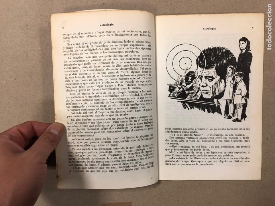 Libros de segunda mano: LA MAGIA DEL OCULTISMO, ANTOLOGÍA DEL OCULTISMO. 5 PRIMEROS NÚMEROS. EDICIONES DRONTE 1973. - Foto 4 - 216890357