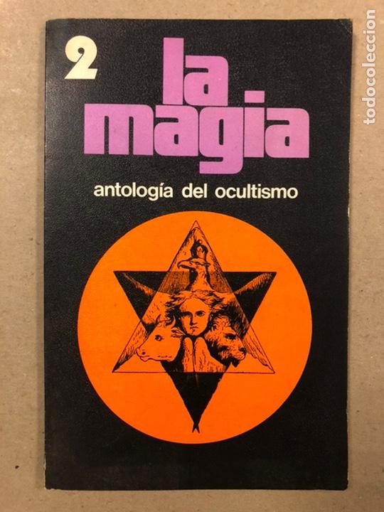 Libros de segunda mano: LA MAGIA DEL OCULTISMO, ANTOLOGÍA DEL OCULTISMO. 5 PRIMEROS NÚMEROS. EDICIONES DRONTE 1973. - Foto 7 - 216890357