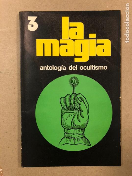Libros de segunda mano: LA MAGIA DEL OCULTISMO, ANTOLOGÍA DEL OCULTISMO. 5 PRIMEROS NÚMEROS. EDICIONES DRONTE 1973. - Foto 13 - 216890357