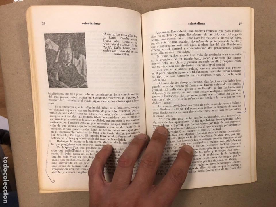Libros de segunda mano: LA MAGIA DEL OCULTISMO, ANTOLOGÍA DEL OCULTISMO. 5 PRIMEROS NÚMEROS. EDICIONES DRONTE 1973. - Foto 16 - 216890357