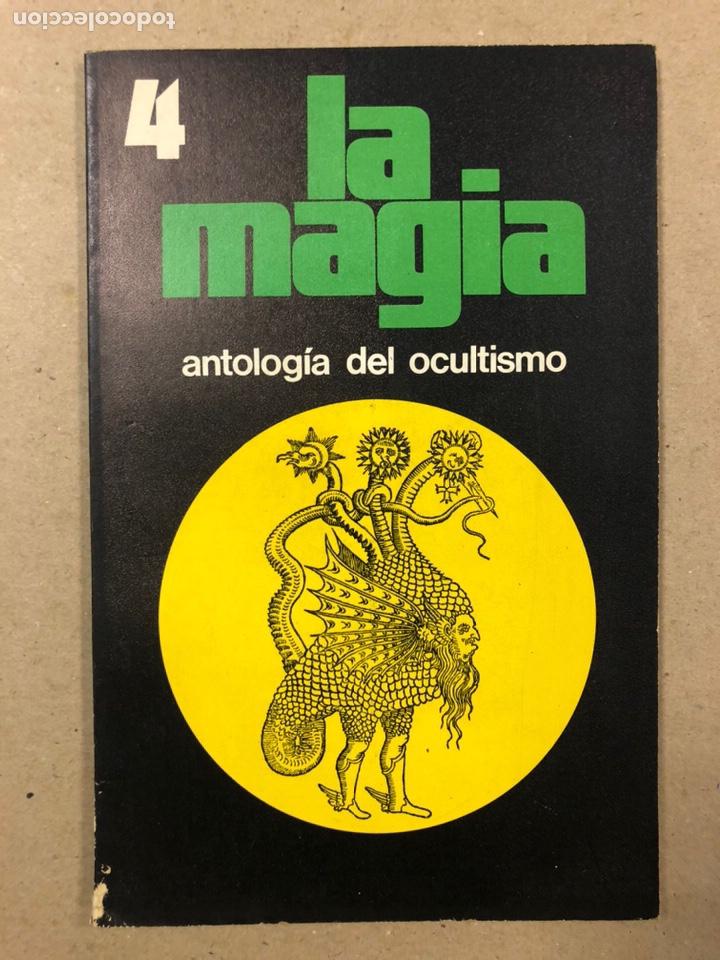 Libros de segunda mano: LA MAGIA DEL OCULTISMO, ANTOLOGÍA DEL OCULTISMO. 5 PRIMEROS NÚMEROS. EDICIONES DRONTE 1973. - Foto 18 - 216890357