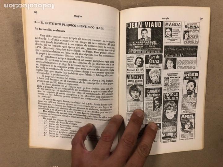 Libros de segunda mano: LA MAGIA DEL OCULTISMO, ANTOLOGÍA DEL OCULTISMO. 5 PRIMEROS NÚMEROS. EDICIONES DRONTE 1973. - Foto 21 - 216890357