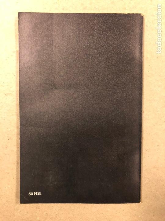 Libros de segunda mano: LA MAGIA DEL OCULTISMO, ANTOLOGÍA DEL OCULTISMO. 5 PRIMEROS NÚMEROS. EDICIONES DRONTE 1973. - Foto 22 - 216890357