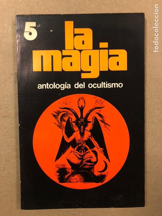 Libros de segunda mano: LA MAGIA DEL OCULTISMO, ANTOLOGÍA DEL OCULTISMO. 5 PRIMEROS NÚMEROS. EDICIONES DRONTE 1973. - Foto 23 - 216890357