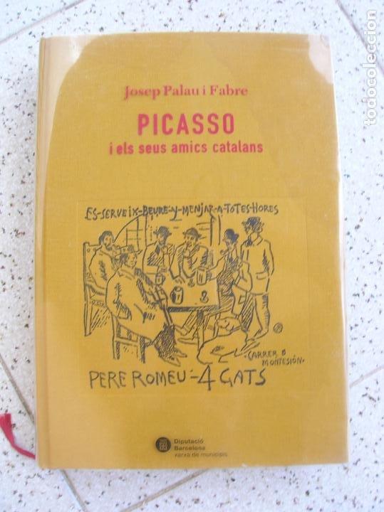 LIBRO DE PICASSO (Libros de Segunda Mano - Bellas artes, ocio y coleccionismo - Otros)