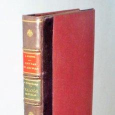Libros de segunda mano: PROCESSO DE CARTAS DE AMORES Y QUEXA Y AVISO CONTRA AMOR Y OTRAS OBRAS. Lote 217024858