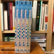 Libros de segunda mano: GRANDES TEMAS DE LO OCULTO Y LO INSÓLITO. TOMÁS DORESTE. EDITORIAL OCÉANO 4 VOLÚMENES. Lote 217039401