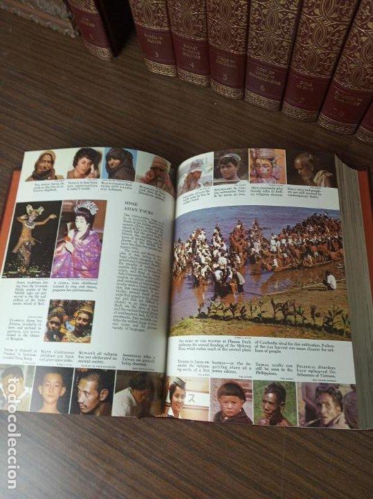 Libros de segunda mano: The american peoples encyclopedia. A Modern reference work. 20 volúmenes. New York. 1965. - Foto 16 - 217124823