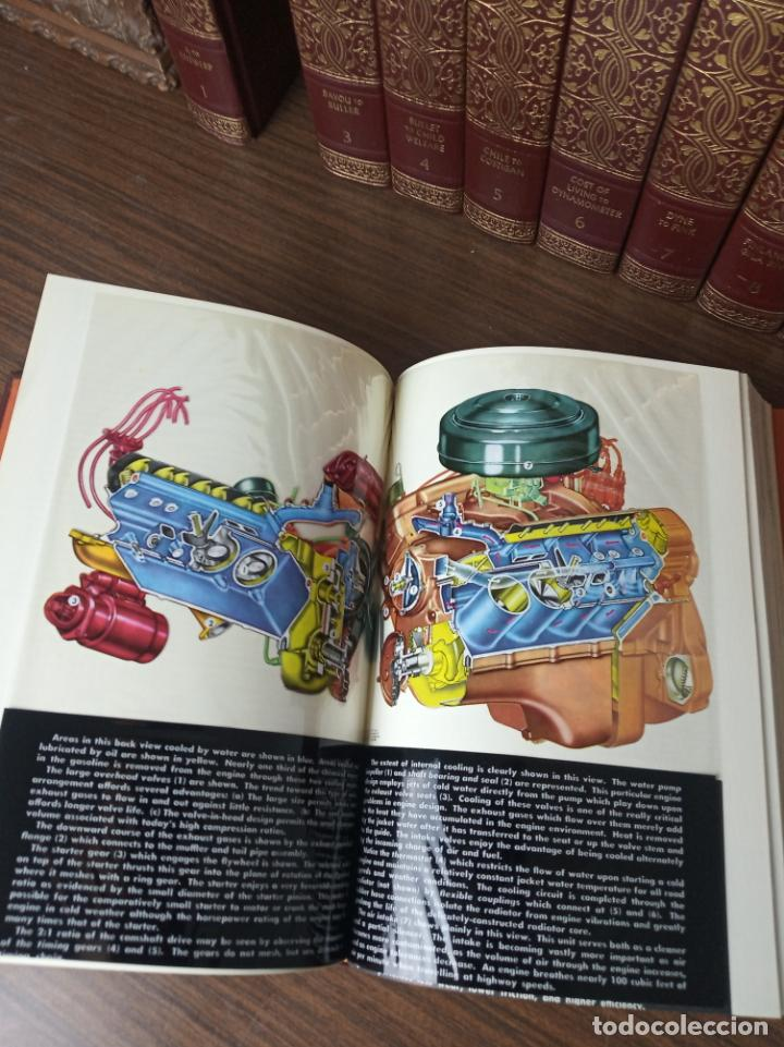 Libros de segunda mano: The american peoples encyclopedia. A Modern reference work. 20 volúmenes. New York. 1965. - Foto 17 - 217124823