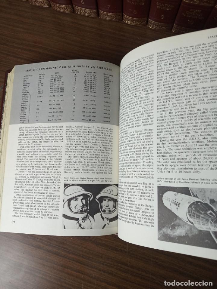 Libros de segunda mano: The american peoples encyclopedia. A Modern reference work. 20 volúmenes. New York. 1965. - Foto 21 - 217124823