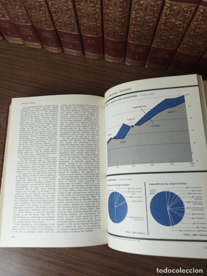 Libros de segunda mano: The american peoples encyclopedia. A Modern reference work. 20 volúmenes. New York. 1965. - Foto 24 - 217124823