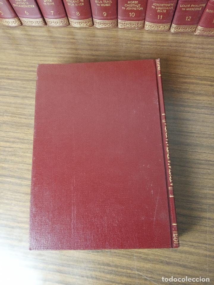Libros de segunda mano: The american peoples encyclopedia. A Modern reference work. 20 volúmenes. New York. 1965. - Foto 25 - 217124823