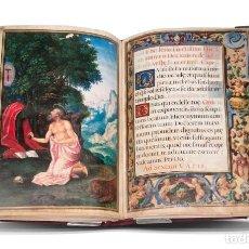 Libri di seconda mano: FACSIMIL CAPITULARIO DE FELIPE II – TESTIMONIO COMPAÑÍA EDITORIAL.. Lote 217172833