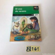 Libros de segunda mano: EL ZOO DE VERANO. Lote 217240766