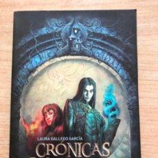 Libros de segunda mano: CRÓNICAS DE LA TORRE 3. LA LLAMADA DE LOS MUERTOS. LAURA GALLEGO GARCÍA.. Lote 217365887