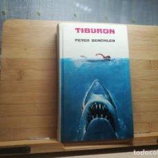 Libros de segunda mano: TIBURÓN. Lote 217435906