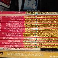 Libros de segunda mano: COLECCIÓN DE 14 LIBROS DE TIMUN MAS ELIGE TU PROPIA AVENTURA GLOBO ROJOS. Lote 200084711