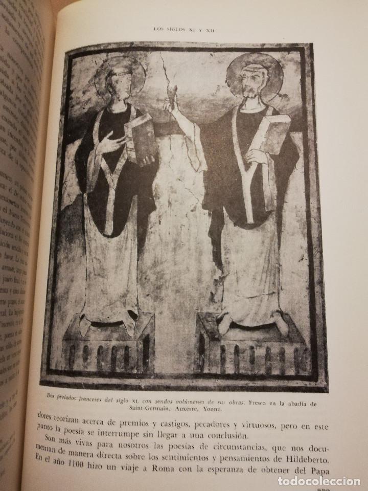 Libros de segunda mano: HISTORIA UNIVERSAL LITERATURA. TOMO III (PRAMPOLINI) LITERATURAS CRISTIANAS OCCIDENTALES, ... - Foto 7 - 217616867