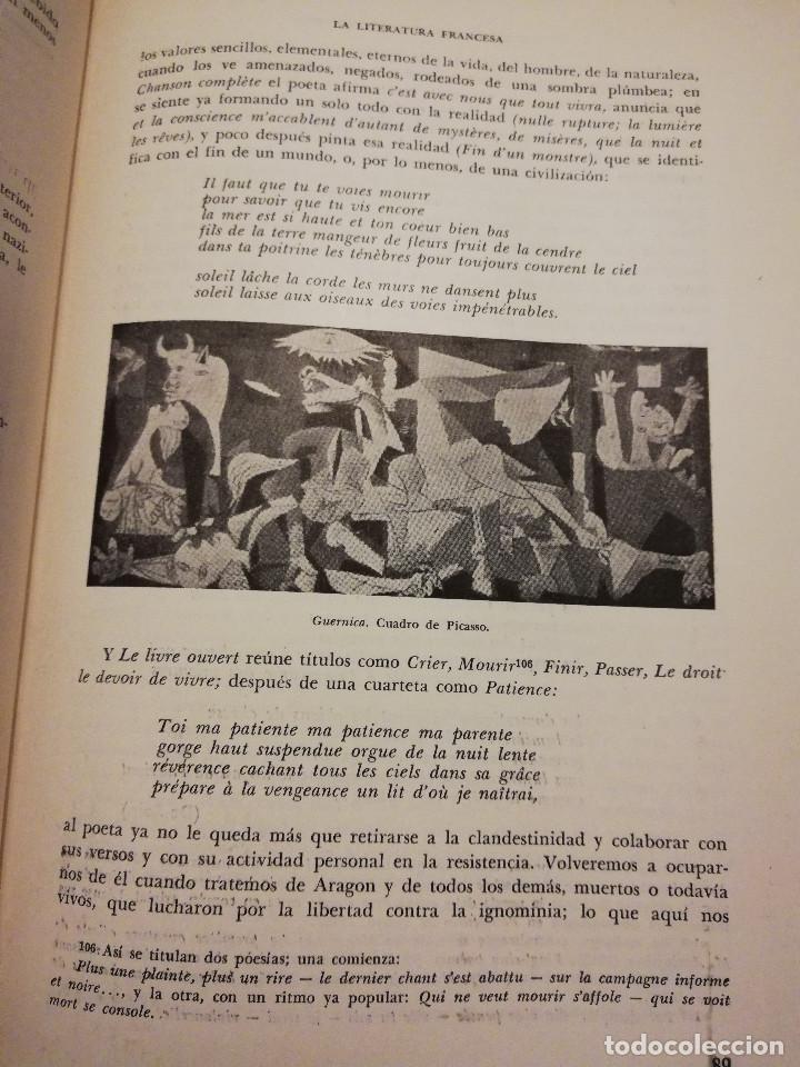 Libros de segunda mano: HISTORIA UNIVERSAL LITERATURA. TOMO X (PRAMPOLINI) FRANCIA, ALEMANIA E ITALIA EN NUESTRO SIGLO - Foto 13 - 217617045