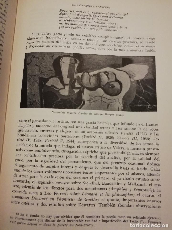 Libros de segunda mano: HISTORIA UNIVERSAL LITERATURA. TOMO X (PRAMPOLINI) FRANCIA, ALEMANIA E ITALIA EN NUESTRO SIGLO - Foto 14 - 217617045