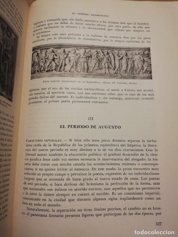 Libros de segunda mano: HISTORIA UNIVERSAL LITERATURA. TOMO II (PRAMPOLINI) LITERATURAS IRANIAS, TURCOTÁRTARAS, EGIPCIA, ... - Foto 5 - 217617532