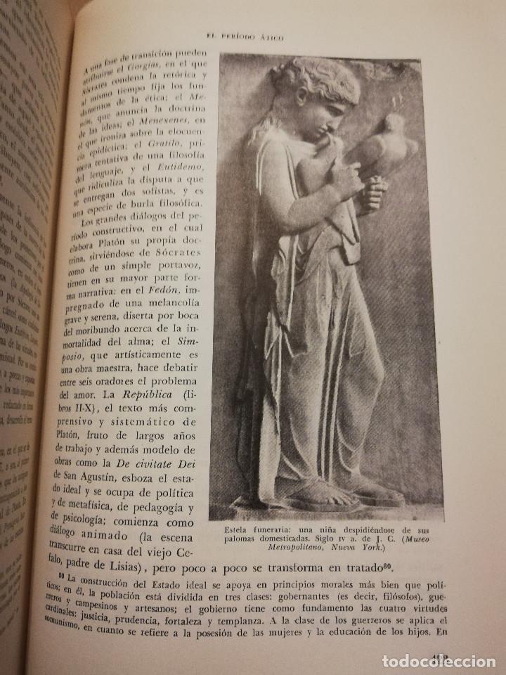 Libros de segunda mano: HISTORIA UNIVERSAL LITERATURA. TOMO II (PRAMPOLINI) LITERATURAS IRANIAS, TURCOTÁRTARAS, EGIPCIA, ... - Foto 6 - 217617532