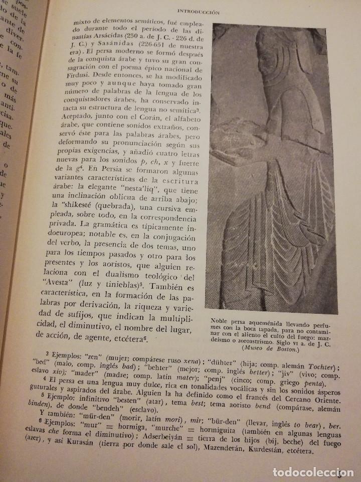 Libros de segunda mano: HISTORIA UNIVERSAL LITERATURA. TOMO II (PRAMPOLINI) LITERATURAS IRANIAS, TURCOTÁRTARAS, EGIPCIA, ... - Foto 15 - 217617532