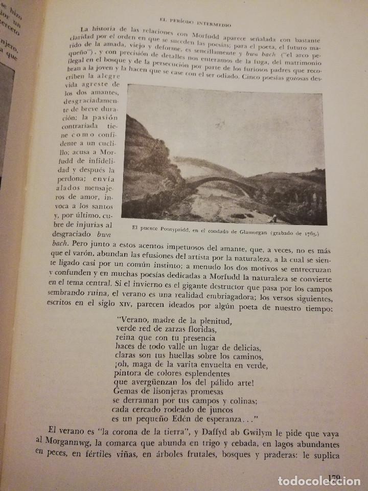 Libros de segunda mano: HISTORIA UNIVERSAL LITERATURA. TOMO IV (PRAMPOLINI) LITERATURAS CÉLTICAS, GERMÁNICAS, ROMÁNICAS... - Foto 7 - 217617678